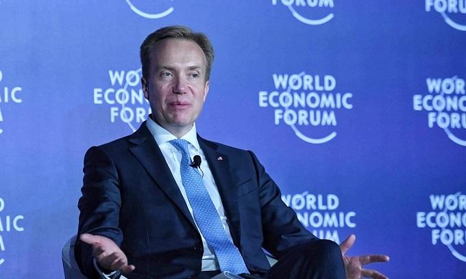 WEF president praises Vietnam's economic achievements
