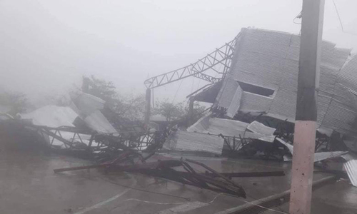 Super Typhoon Mangkhut to let off Vietnam lightly
