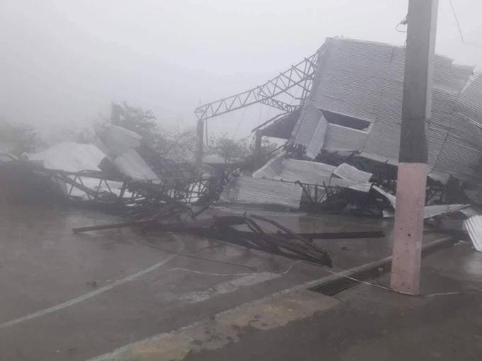 Super Typhoon Mangkhut to let off Vietnam lightly