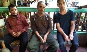 Three Indonesian hostages freed in Philippines: army