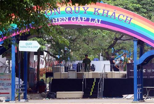 Hanoi suspends music fests after drug overdose deaths