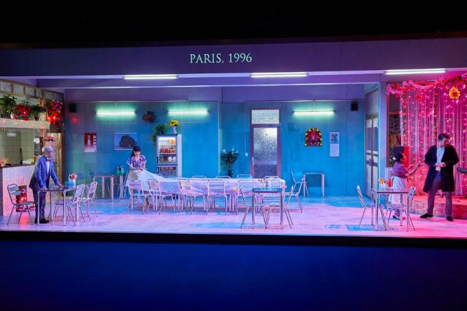 A scene from the play Saigon. Photo courtesy of Festival-Avignon.