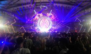 Suffocating, panic, chaos: witnesses describe Hanoi music fest scene