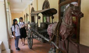 HCMC seminary's incredible antique collection