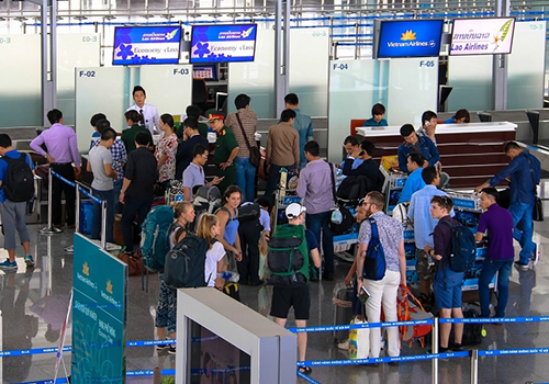 Hanoi-Saigon is world's seventh busiest air route