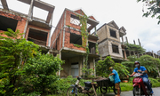 On Saigon's outskirts, many housing projects turn into ghost towns