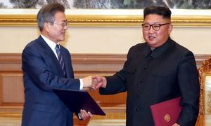 North and South Korea to bid for 2032 Summer Olympics