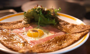 Crêpe, Galette: Culinary extracts from a French experience in Saigon