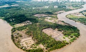 Huge HCMC urban area back on front burner after long delay