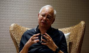 Malaysia charges former PM Najib with abuse of power, money laundering