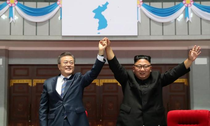 US ready to resume North Korea talks, seeks denuclearization by 2021