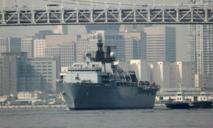 Vietnam reiterates stance after British, Japanese South China Sea drills