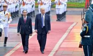 Vietnamese President Tran Dai Quang: a distinguished journey