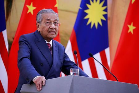 Malaysia cannot accept same-sex marriage, says Mahathir