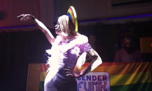 Meet Ricardo, a British drag queen in Saigon