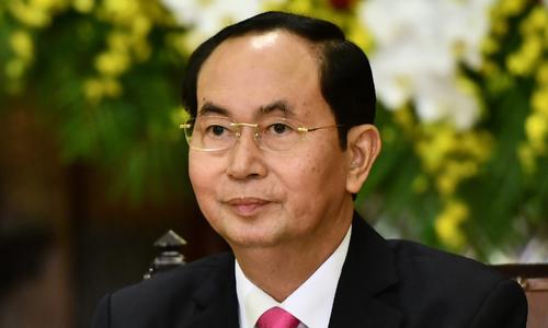 Vietnam's President Tran Dai Quang dies aged 62