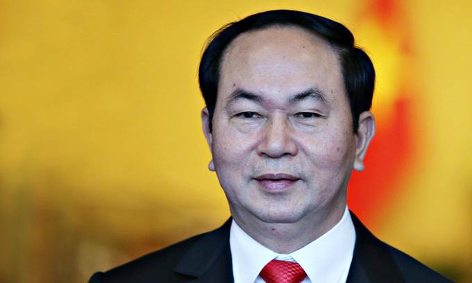 World leaders condole death of Vietnamese President