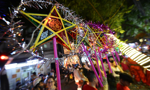 Mid-Autumn Festival: when my soul warmed up and danced
