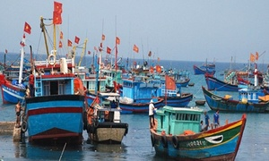Philippines detains 5 Vietnamese fishermen, boat
