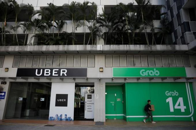 Singapore competition watchdog fines Grab, Uber $9.5 million over merger