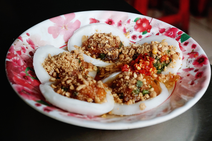 A little touch of Quang Nams cuisine in Saigon - 3
