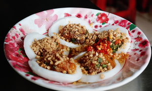 Quang Nam on a plate in faraway Saigon