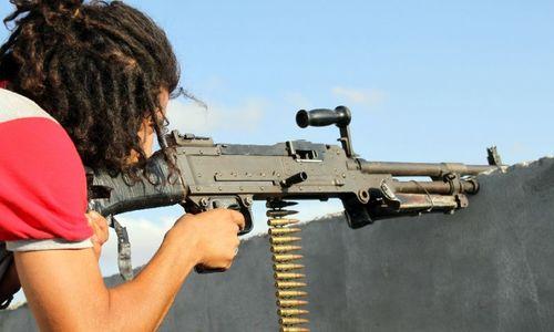 500,000 children face 'immediate danger' in Libya capital: UN