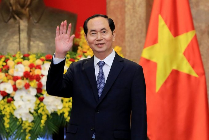 Laos to hold state mourning for Vietnamese President