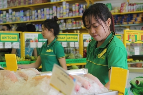 Mobile World reports surging sales, expands fresh-food business