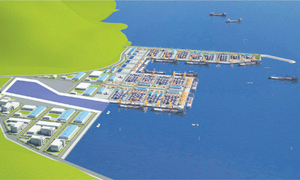 PM Phuc endorses immediate need for $1.4 bln Da Nang deep-sea port