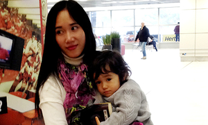 Frenchman prohibited from leaving Vietnam after ignoring court order on child custody