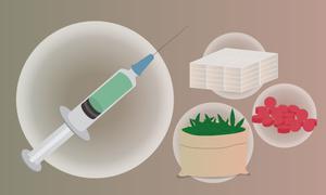 1,600 die yearly from drug overdose in Vietnam
