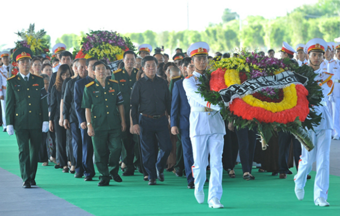 Vietnam holds state funeral for President Tran Dai Quang - 8