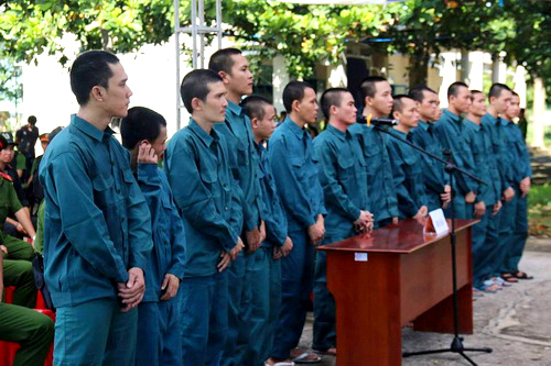 Vietnam imprisons another 15 for SEZ law protest violations
