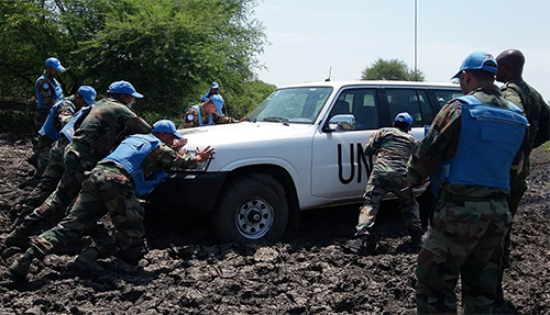 Vietnam to send military doctors to South Sudan for first time as UN peacekeepers