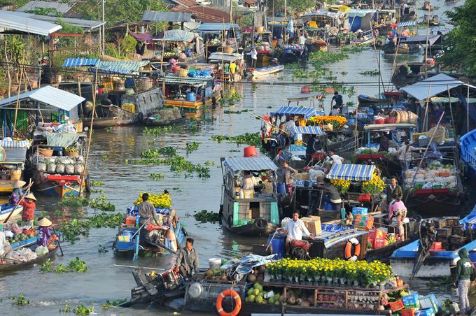 UK newspaper talks up Vietnam-Cambodia cruise