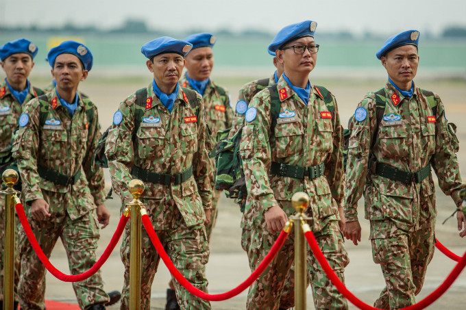 Vietnam sends first doctors to South Sudan for UN peacekeeping mission
