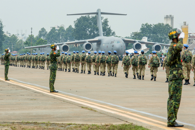 Vietnam sends first doctors to South Sudan for UN peacekeeping mission - 3