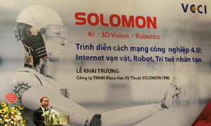Vietnamese firms should see Industry 4.0 as a business opportunity: VCCI