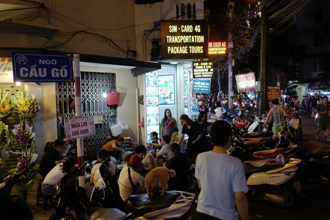 Downtown Hanoi harbors a sticky rice secret