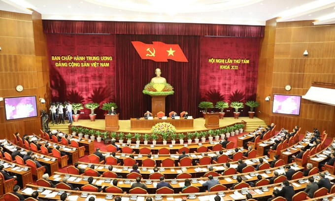 Vietnam's Party to review candidates for presidency at key gathering