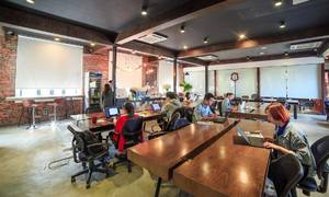 HCMC embraces coworking space concept
