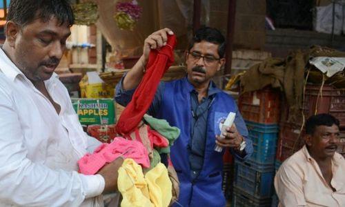 On patrol with India's anti-plastic 'blue squad'