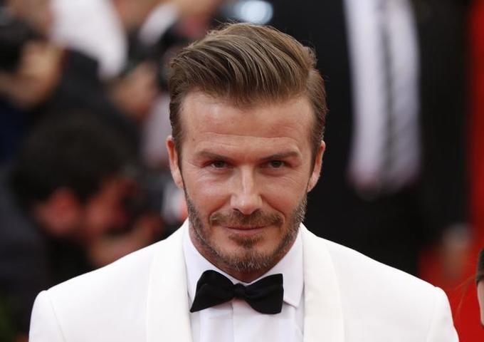 David Beckham introduces first made-in-Vietnam cars