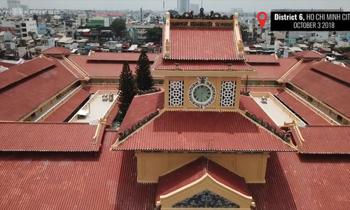Chinatown market to reopen in Saigon after two years