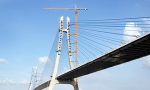 S Korean contractor slammed for delay in opening major Vietnam bridge