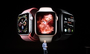 Apple's share of smartwatch market declines as entire market grows