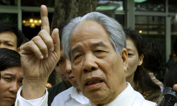 Vietnam announces 2-day state mourning for former Party chief Do Muoi