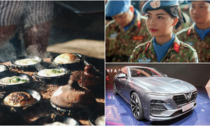 Weekly roundup: President candidate, VinFast cars, Vietnam food guide and more