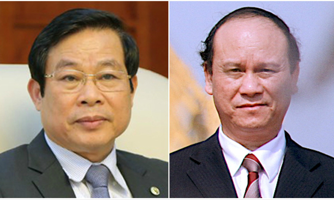 Vietnam Party moves against top officials implicated in ongoing graft cases
